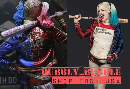 1//6 Harley Quinn Suicide Squad batte de baseball pour Phicen Hot Toys navire de USA