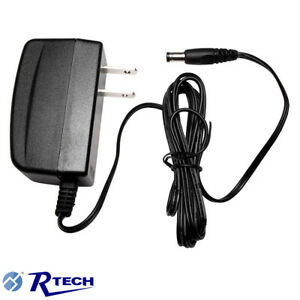UL-Listed-12V-DC-1Amp-1A-1-Amp-Power-Supply-Switch-Adapter-Transformer-R-Tech