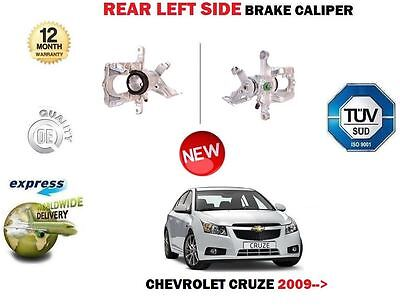 CHEVROLET CRUZE 2009-2016 REAR L /& R Brake Caliper Slider Bolt KIT H1452AX