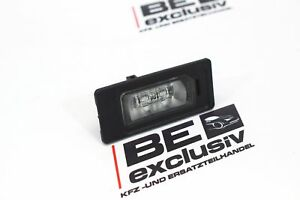 Audi-A4-8W-Allroad-2-0-Tdi-Number-Plate-Light-Led-Licence-Plate-Light-4G0945021