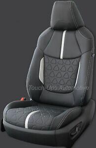 Fine Details About 2019 Toyota Rav4 Le Xle Leather Seat Covers Replacement Black Silver Adventure Creativecarmelina Interior Chair Design Creativecarmelinacom