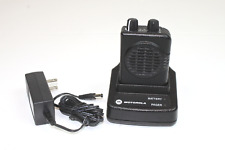 Motorola Minitor V 5 Vhf Pager 151 159 Mhz Single Channel Non Stored Voice