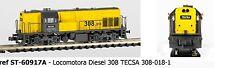 Startrain - ref.60917A - Locomotora Diesel TECSA 308 ep.V