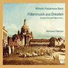 Flötenmusik aus Dresden von Münchner Flötentrio (2012)
