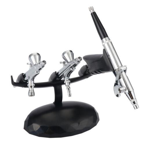 Airbrush Bracket Airbrush Gun Holder 3 Heads Replaceable Airbrush Holder Stand