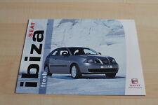 119661) Seat Ibiza - Fresh - Prospekt 05/2003