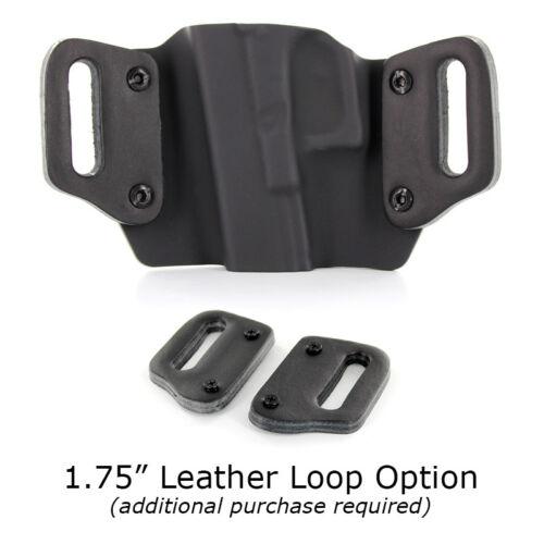 For Glock Handguns OWB Kydex Gun Holsters BLACKBEARD/'S FLAG