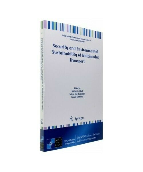 """Michael Bell """"Security and Environmental Sustainability of Multimodal Transport"""""""