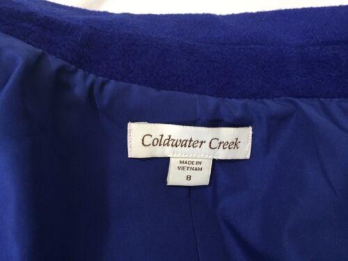 corte 8 Coldwater blu di Giacca a Royal Eccellente maniche Blazer Creek OExFE4Tw