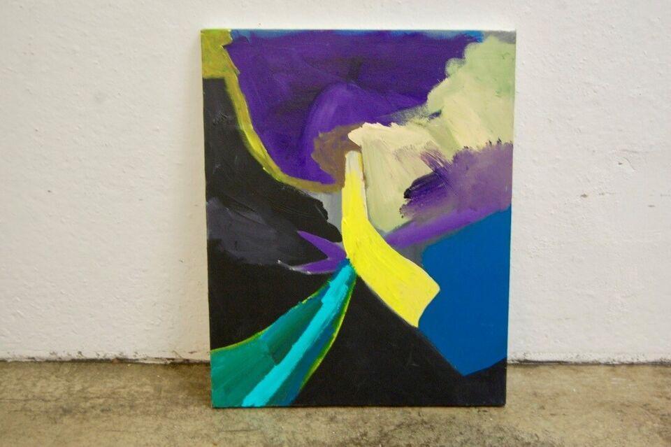 Akrylmaleri, KARE, motiv: Abstrakt