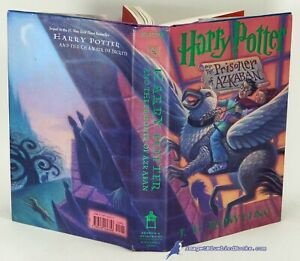 Harry Potter and the Prisoner of Azkaban by J. K. ROWLING NF HC/VG+ DJ 84417