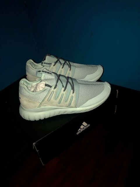 huge discount 5df49 a514b adidas Tubular Radial Ice Mint Size 10