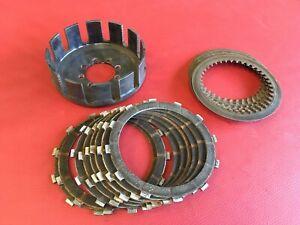 D24 Ducati 996 748 916 Kupplung Korb Kupplungsbeläge  Stahlscheiben