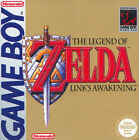 The Legend of Zelda: Link's Awakening (Nintendo Game Boy, 1993) - German Version