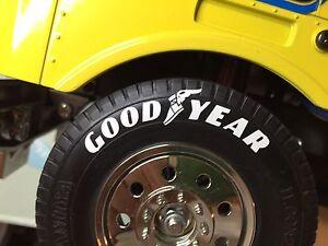 TAMIYA-1-14-SCANIA-MAN-VOLVO-HAULERS-truck-stickers-for-wheels-tyres-GOOD-YEAR