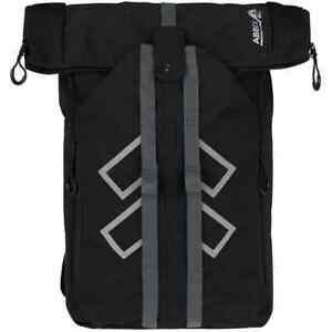 Abbey-Outdoor-Messenger-Bag-X-Junction-18L-Anthracite-and-Grey-Messenger-Pack