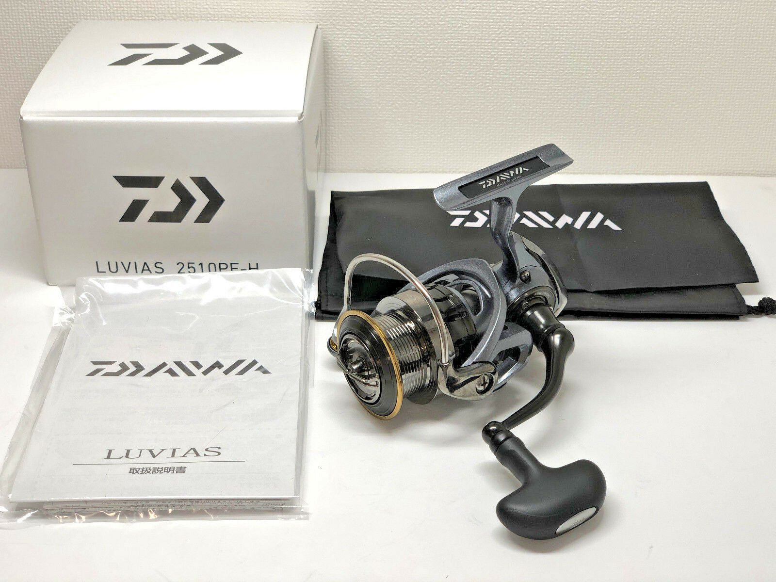 DAIWA 15 LUVIAS 2510PE-H   - Free Shipping from Japan