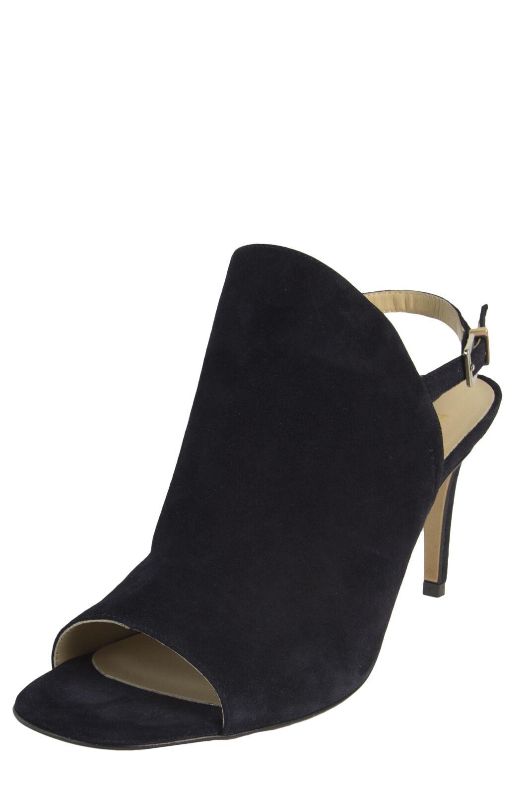 GANT Donna Donna Donna  Dark Navy Elisabeth Heeled Sandals 10563595  295 NWT 9c11df
