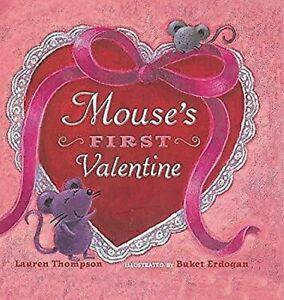 Mouse-039-s-Primero-Valentine-por-Thompson-Lauren