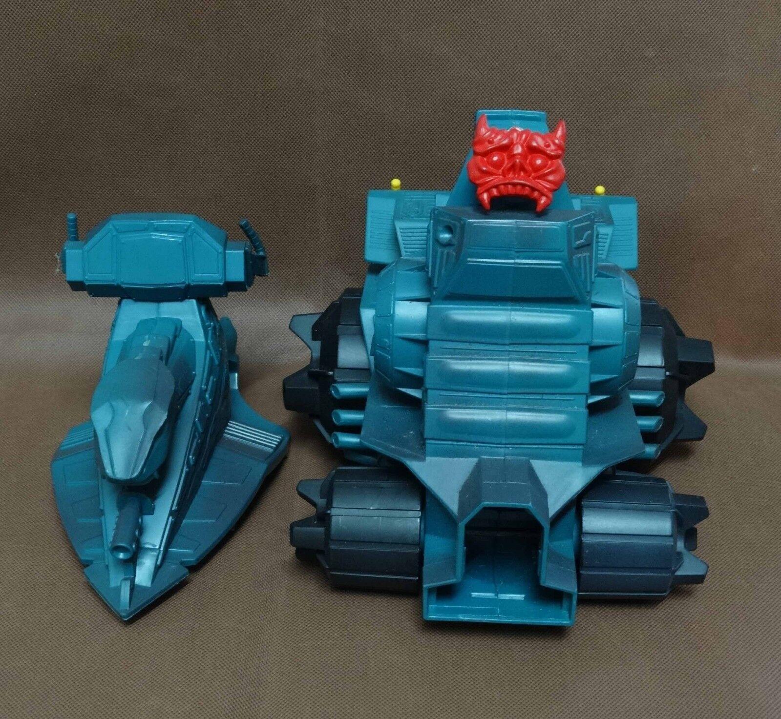 He-man meister des universums - klassiker motuc kampf ram prototyp w farbe