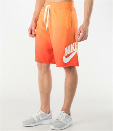 NIKE-CLOTHING NIKE AW77 ALUMNI FADE SHORTS MEN CLOTHES 642905 Basketball//Fitness