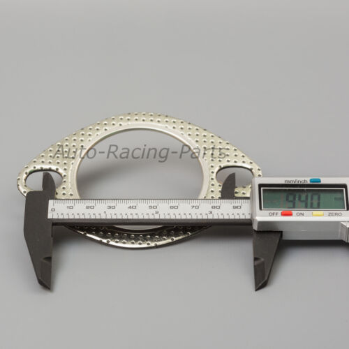 D60mm WOHNUNG AUSPUFF DICHTUNG catback HONDA INTEGRA Type R DC2 94 95 96 97 98