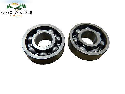 HUSQVARNA 136,137,141,142,235,236, 240 crankshaft main bearings  x 2