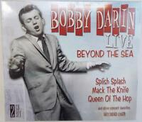 Brand Bobby Darin Live: Beyond The Sea 2 Cd Box Set