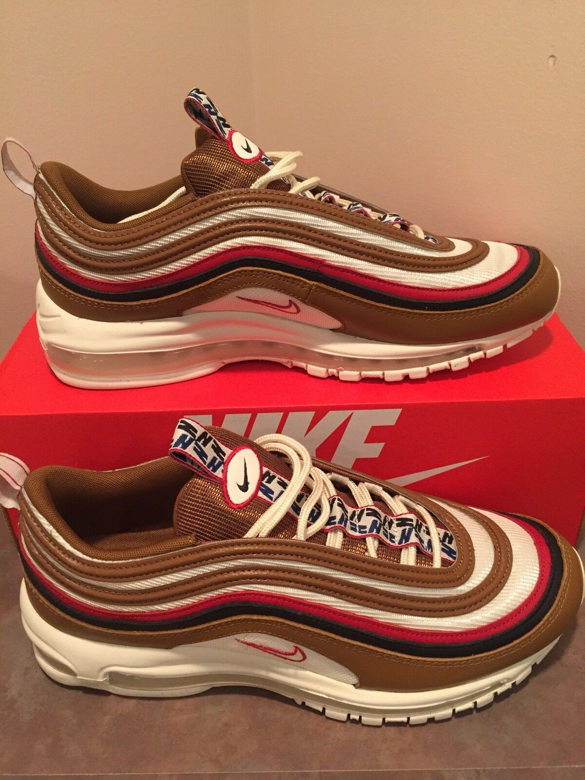 Nike Air Max 97 Pull Tab Comfortable best-selling model of the brand