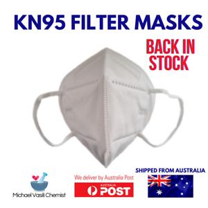 Reusable N95/KN95 4 Layers Face Mouth Mask Medical Protective Filter Respirator