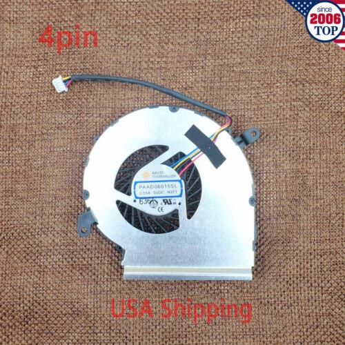 Original NEW GPU Fan for MSI GE62VR GL62M GL62VR GP62MVR MS-16JB MS-16J9 4PIN