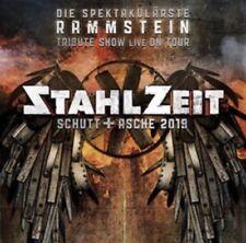 Stahlzeit - Rammstein Tribute Show - Schutt + Asche Konzert Berlin 2 Tickets FOS