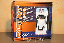 Slot car SCX Scalextric Fly 88236 Porsche 911 GT1 Evo Silverstone BGTC 1999