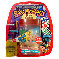 Big Time Toys The Amazing Live Sea-monkeys Pirate Treasure Kit