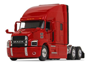Details about 1/64 FIRST GEAR Crossroads Red Mack Anthem with Sleeper