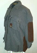 VTG 1990s Quicksilver Snow ~ Snowboarder Jacket ~ Made USA ~ Gray/Brown ~ Small