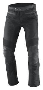IXS-Hose-Leder-Textilhose-034-Malaga-034-Herren-Gr-30-Kurzgroesse-60