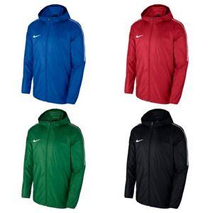 Nike-Men-039-s-Dry-Park18-Rain-Jacket-Waterproof-Windproof-Windbreaker-Hoodie-size