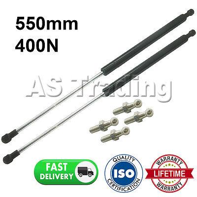 2X A GAS UNIVERSALE Puntoni MOLLE KIT AUTO o conversione 600MM 60CM 300N e 4 Pin