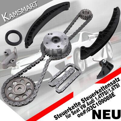 Steuerkettensatz NEU Seat VW Audi 1.4 TFSI TSI BLF CTHD 03C109571F 03C109158A