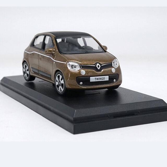 NOREV 517415 Renault Twingo 2014 Cappuccino Brown  1//43