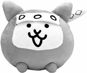 Nyanko Daisenso Great War Cat Plush Doll Stuffed toy 200mm Anime from JAPAN