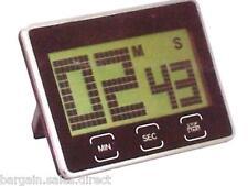 INVOTIS COOL GREY KITCHEN STAND ALONE & MEGNETIC  DIGITAL TIMER
