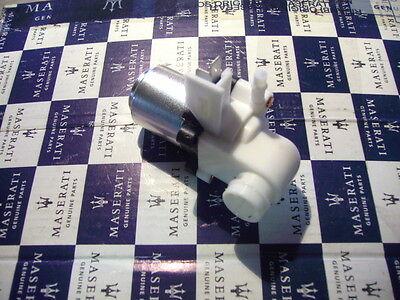 Scheibenwasch Pumpe Waschpumpe Screen Washer Pump Maserati Biturbo Modelle NEU