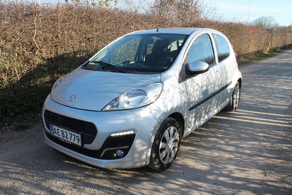 Peugeot 107, 1,0 Champion Air, Benzin