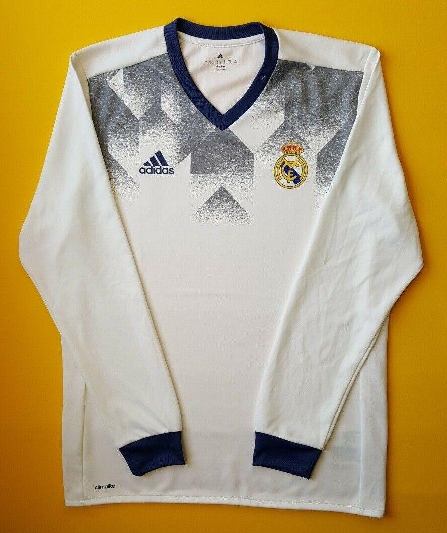 d868d2bb3 5+ 5 Real training top shirt jersey large AZ2964 Adidas ig93 Madrid ...