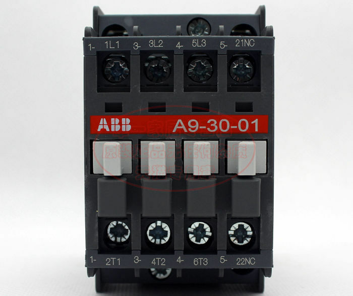 New ABB A9-30-01 AC110V plcBeste