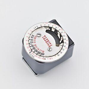 Yashica-YEM-15-YEM15-Selenium-Light-Meter-Working