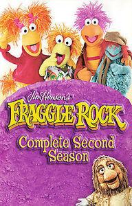 Fraggle Rock - Season 2 (DVD, 2006, 2-Disc Set)