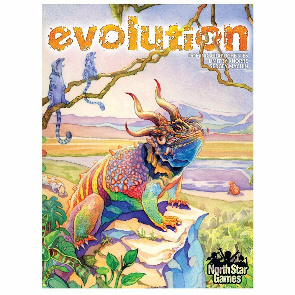 Evolution  New Box Edition Board Game NEW FAST DISPATCH